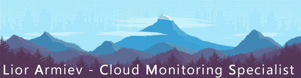 Lior Armiev – Cloud Monitoring Analyst